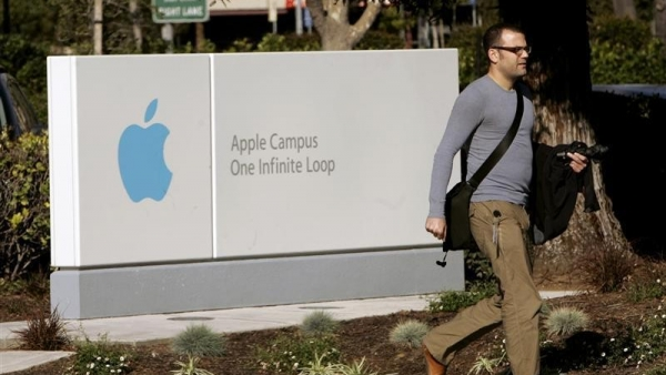 Apple Planning To Build Off-Campus Cafeteria To Protect Employees From Corporate Spys