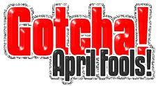 Yesterday's Online April Fools Pranks