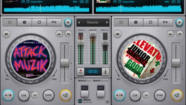 Mashup for iPad from Waves Audio and Musicsoft Arts – Available Now!