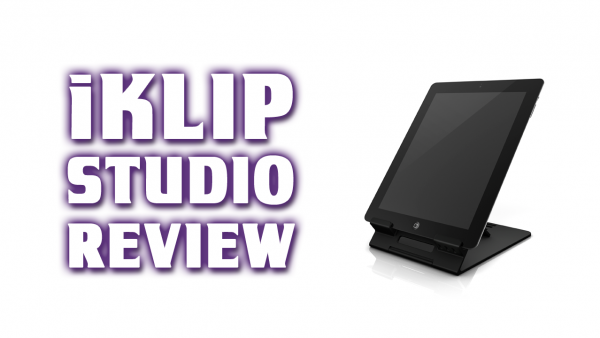 iKlip Studio Review – Studio Desktop Stand – IK Multimedia