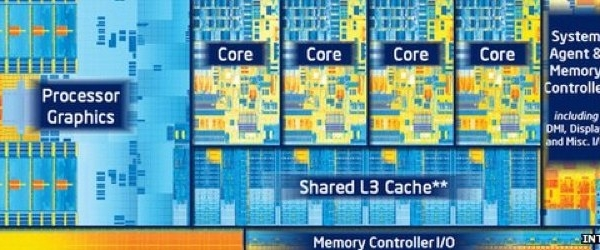 First Batch of Intel Quad-Core Ivy Bridge Processors Launched