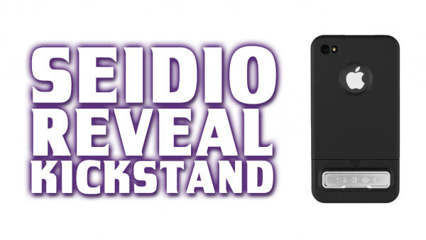 [Review] Seidio Surface Reveal With Kickstand