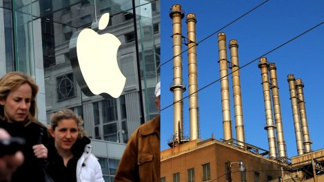 Greenpeace Says iCloud Is The Dirtiest Thing On The Internet
