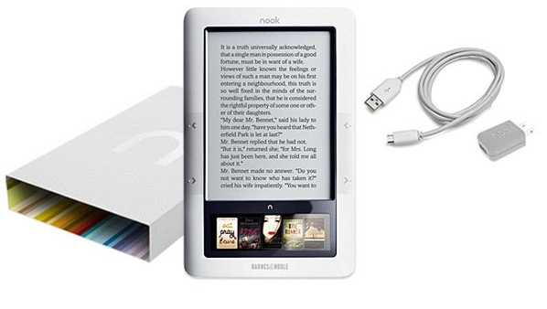 Move Over iBooks! Microsoft Invests $300 Million Into Nook