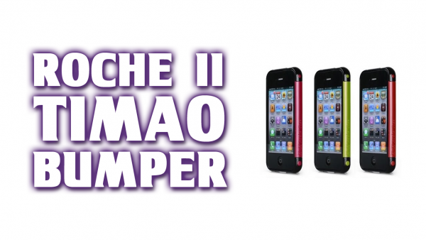 [Review] Roche 2 Timao by HinH – iPhone Bumper Cases