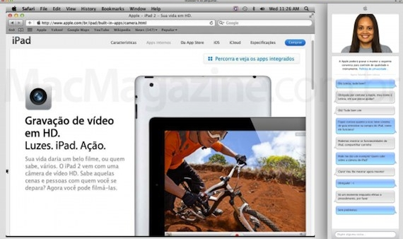 Apple Caught Testing Virtual Tour Feature for Apple Store Online