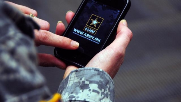 Deployed Military Personnel  Getting iPhones Unlocked From AT&T