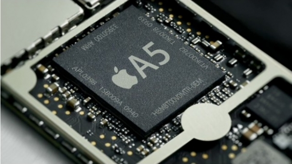 iPad 2's New A5 Chip Improves Battery Life for Future LTE iPhones