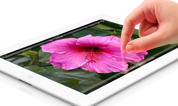 Shipping Times For New iPad Improve To 3-5 Days