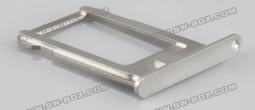 [Rumor] iPhone 5 SIM Card Tray Surfaces