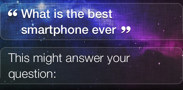 Nokia Calls Out Apple For Changing Siri's Responses