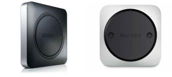 Samsung Shamelessly Rips Off The Mac Mini Amongst Many Other Designs