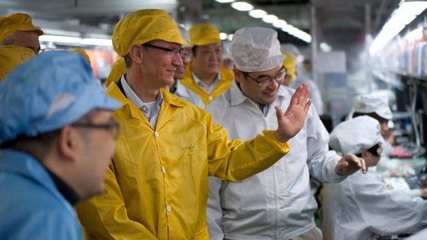 SACOM Say's Working Conditions At Foxconn Haven't Improved At All