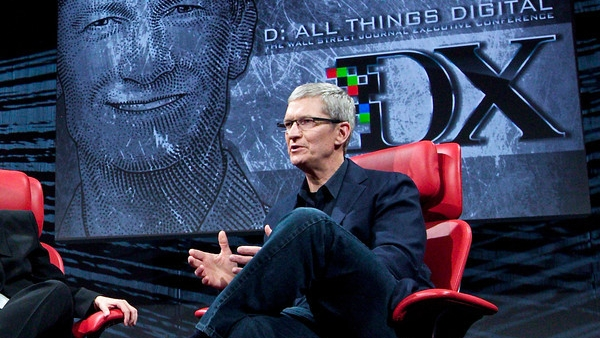"Tim Cook Says Patent Wars ""Are A Pain In The Ass"""