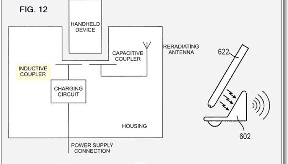 Apple Wins Patent For Inductive Charging Dock