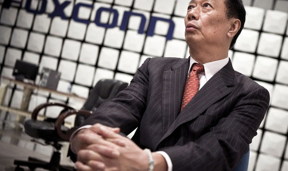 Foxconn CEO Terry Gou Says iPhone 5 Will Put Samsung's Galaxy S III To Shame