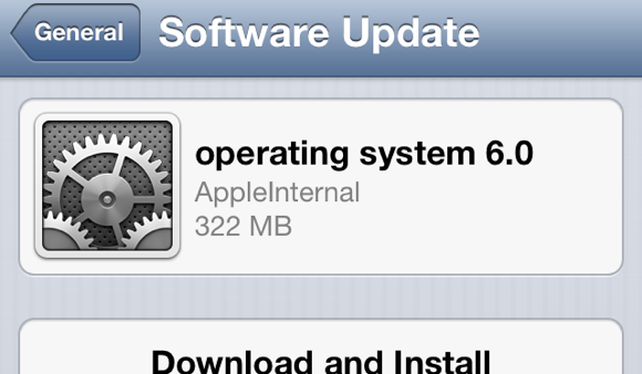 Apple Releases iOS 6 Beta 2 First As OTA Update, Now Available On Apple's Developer Site