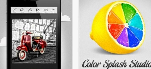 MacPhun's Color Splash Studio Lands On iOS