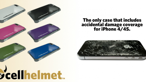 [Review] cellhelmet For iPhone 4S / 4 – Accidental Damage Coverage In A Case