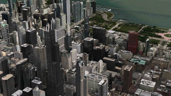 iOS 6 Maps Flyover and Turn-By-Turn Features Hacked To Run On An iPhone 4