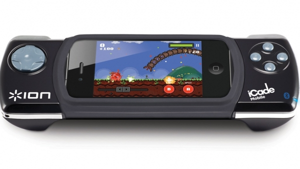 [Review] iCade Mobile Game Controller for iPhone & iPod Touch