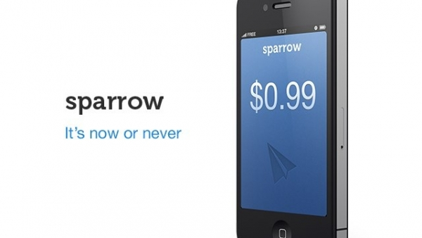 Sparrow For iPhone Is Only $0.99 For 48 Hours