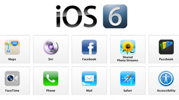 Apple's iOS 6 Page Is LIVE!