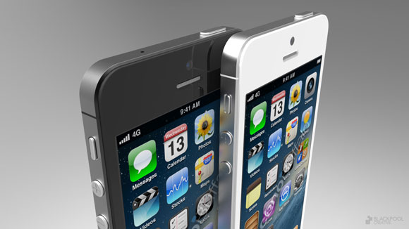 [Video] iPhone 5 Rendering Inspired By Leaked Parts