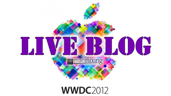 [Live Blog] WWDC 2012 Keynote Coverage