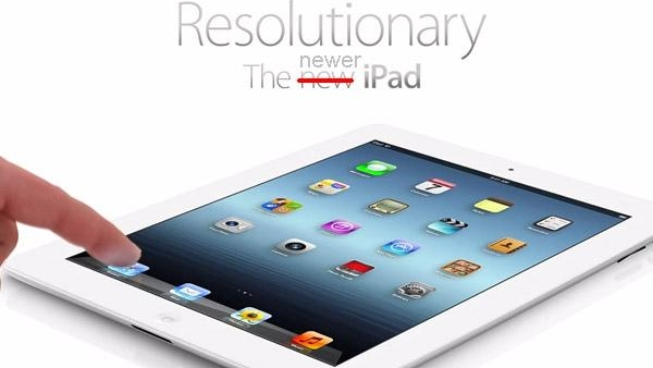 [Rumor] Apple To Release A New Thinner IGZO iPad Later This Summer