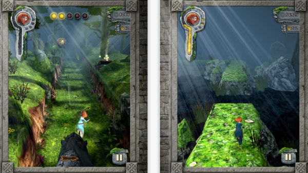 'Temple Run: Brave' Available In The App Store Now