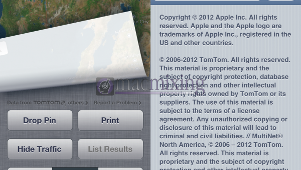 Apple Is Using TomTom as Main iOS 6 Maps Provider