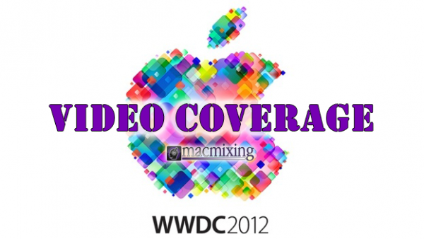 [Live] WWDC 2012 Keynote USTREAM Channel
