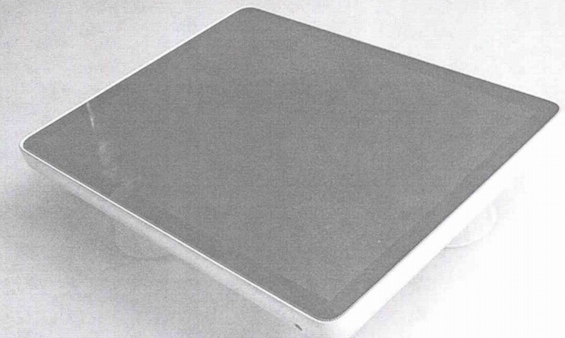 Pictures Of The First Prototype iPad Surface From Jony Ive Deposition