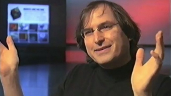 Steve Jobs: The Lost Interview Now Available on iTunes As Rental In The U.S.