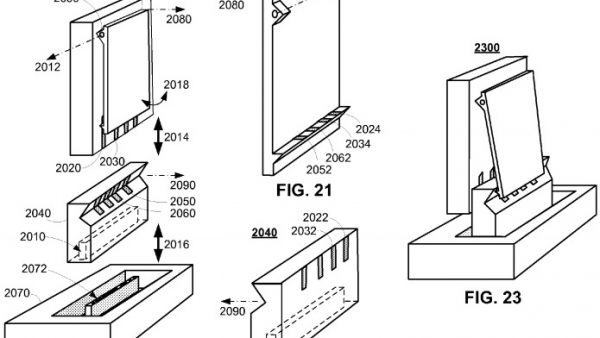 New Apple Patent Depicts iPod Nano Charging Through Its Clip