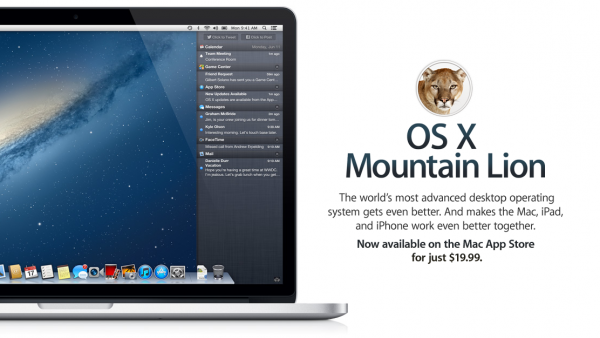 If You Upgrade To Mountain Lion, Make Sure You're Ready – Lion Is No Longer Available