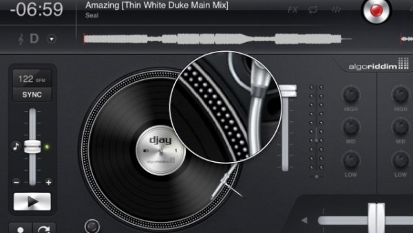 dJay For Mac Updated: Mountain Lion Support, AirPlay, And Retina Support