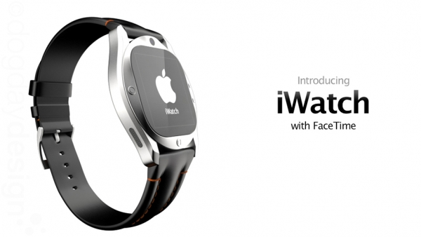 [Concept] Swedish 'iWatch' Makes iPod Nano Watch Look Like A Silly Toy
