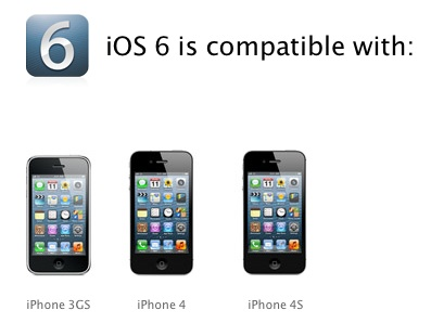iOS 6 Beta 3 Brings Shared Photo Streams And VIP Inbox To iPhone 3GS