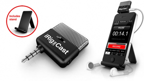 [Review] iRig MIC Cast – A Pocket-Sized Microphone That Packs A Punch!