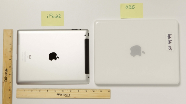 Photos Surface Of Clunky 10-Year-Old iPad Prototype Next To An iPad 2
