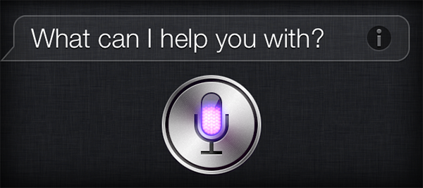 How To Use Siri In iOS 6