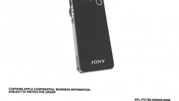 This iPhone Prototype Took Influence From Sony