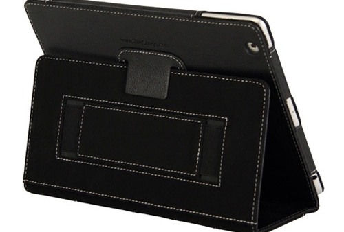 [Review] Stylish iPad Folio Case From The Snugg