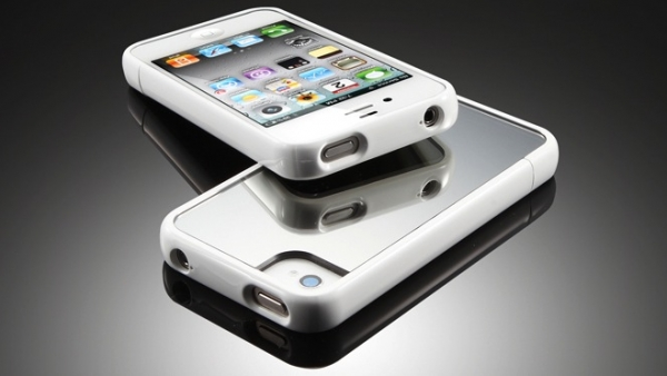 [Review] Spigen Linear Mirror Series Case For iPhone 4S / 4