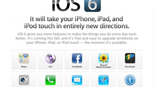 iOS 6 Beta 4 Is Finally Out – Goodbye YouTube App