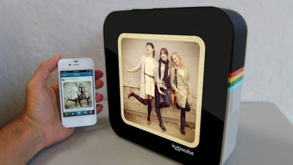 Instacube Brings Instagram Into Your Home