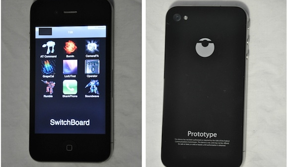 Prototype iPhone 4 From October 2009 Surfaces On Ebay
