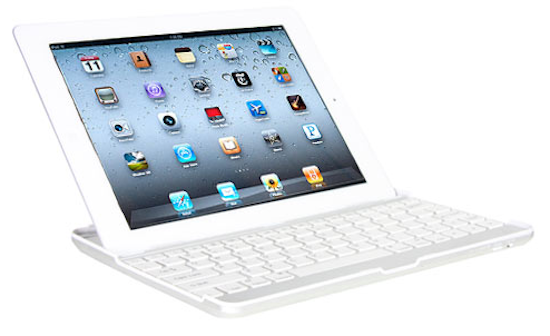 [Review] Ultra Slim Bluetooth Keyboard Case For iPad From The Snugg